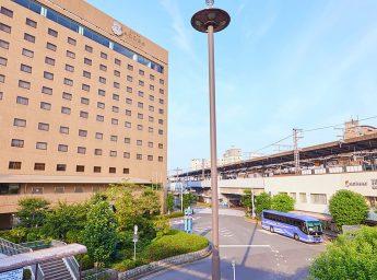 ホテルアゴーラ大阪守口 外観