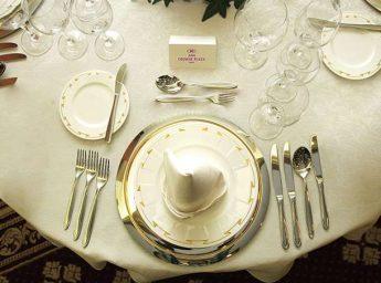 ANAクラウンプラザホテル大阪 テーブルマナープラン