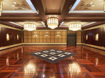 ホテル雅叙園東京 宴会場 ペガサス
