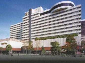ホテルニューオータニ博多 外観