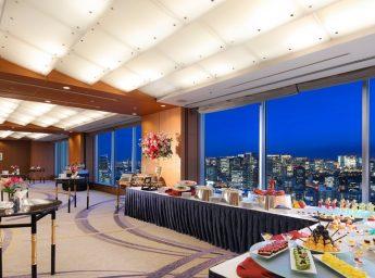 東京ドームホテル 卒業パーティープラン