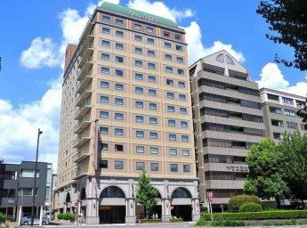 アランヴェールホテル京都 外観