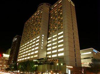 センチュリーロイヤルホテル 外観