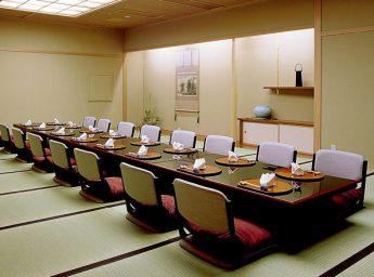 ANAクラウンププラザホテル札幌 和室宴会場 あかつき
