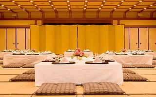 東京グランドホテル 宴会場