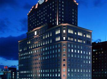 ホテルモントレエーデルホフ札幌 外観