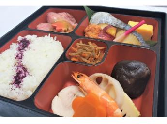 シュビア赤坂 パーティプラン お弁当スタイル
