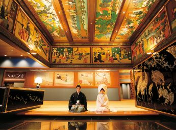 ホテル雅叙園東京(目黒区下目黒)