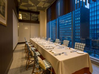 ホテルモントレ福岡 レストランサンミケーレ 個室