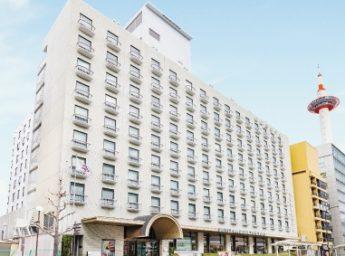 京都新阪急ホテル 外観